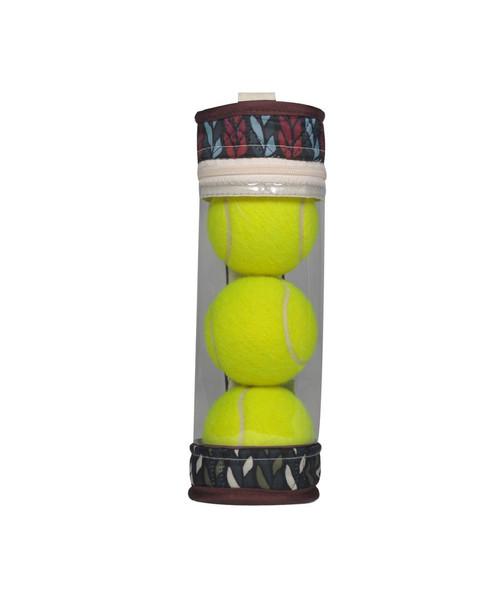 cinda b Autumn Day Tennis Ball Case