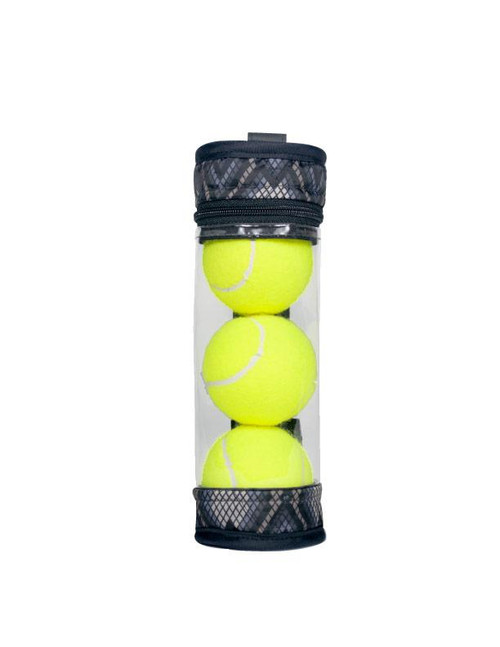 cinda b Python Tennis Ball Case