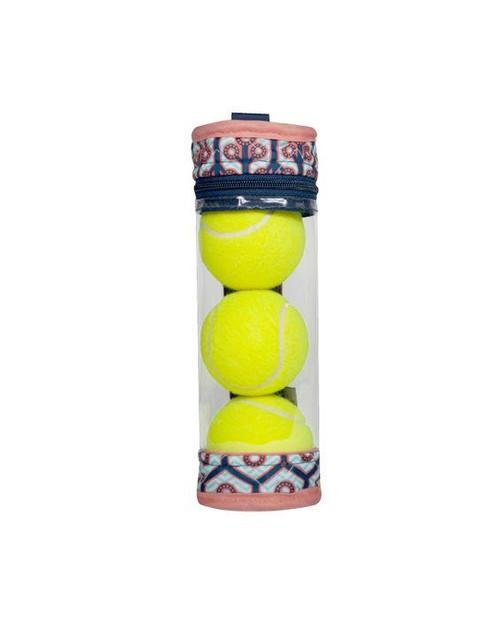 cinda b Neptune Tennis Ball Case