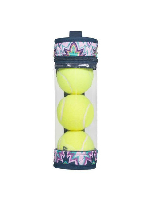 cinda b Midnight calypso Tennis Ball Case