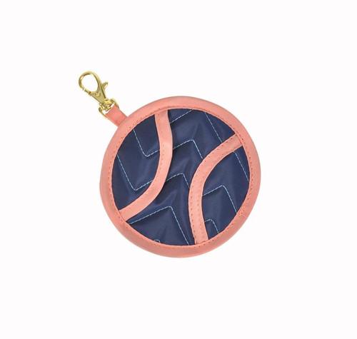 cinda b Neptune Tennis Ball Clip Pouch