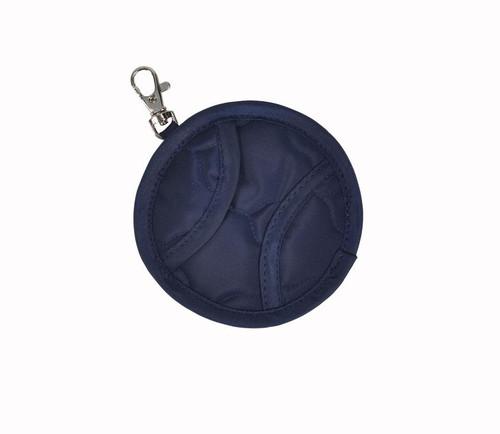 cinda b Midnight Calypso Tennis Ball Clip Pouch