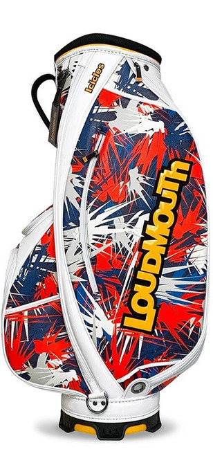 Loudmouth Icicles 9 inch Cart Bag