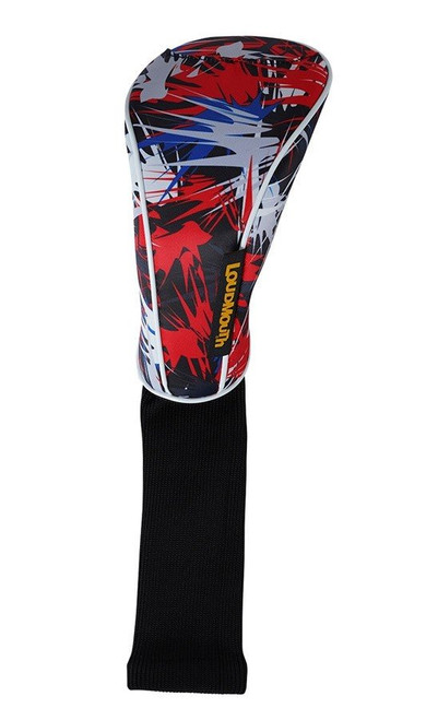 Loudmouth Icicles Driver Cover