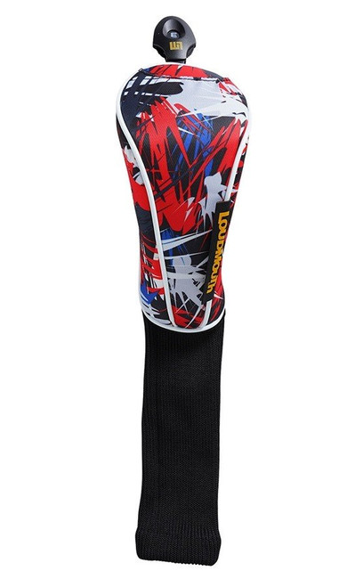Loudmouth Icicles Fairway Cover