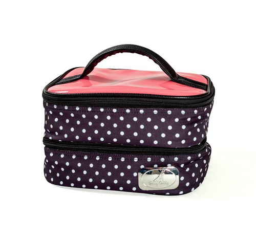 Sassy Caddy Siesta Key Lunch Tote or Cosmetic Bag