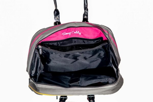 Sassy Caddy Ritzy Messenger Bag