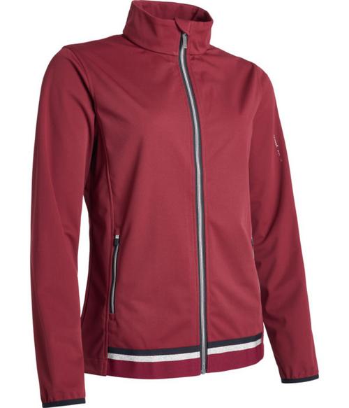 Abacus Sportswear Bordeaux Navan Softshell Jacket