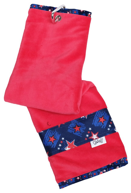 Glove It Starz Ladies Golf Towel