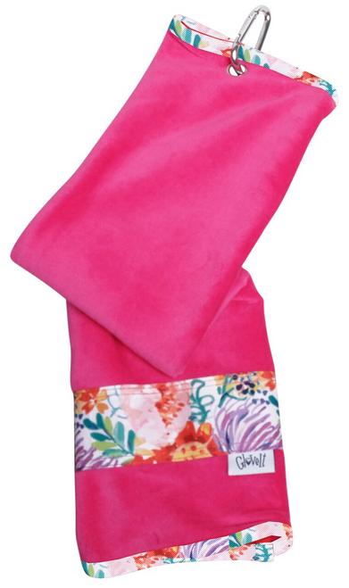 Glove It Hawaiian Tropic Ladies Golf Towel