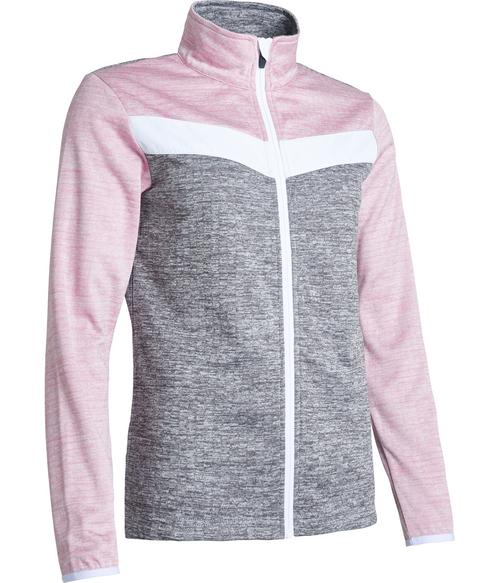 Abacus Sportswear Rosebud Fortrose Full-Zip Fleece