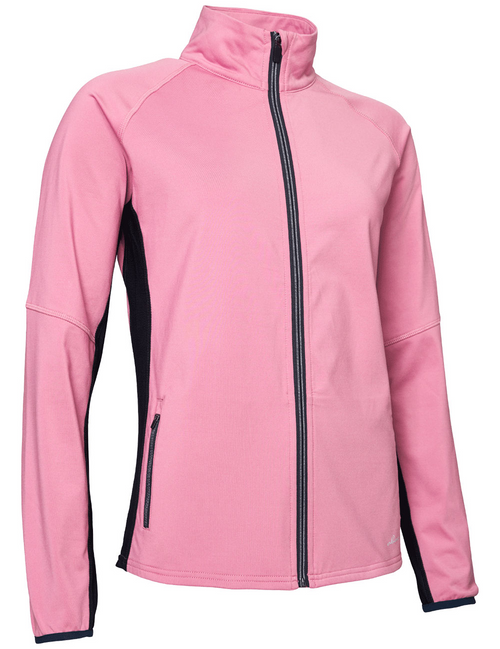 Abacus Sportswear Women's Ashby Full-Zip With Pockets