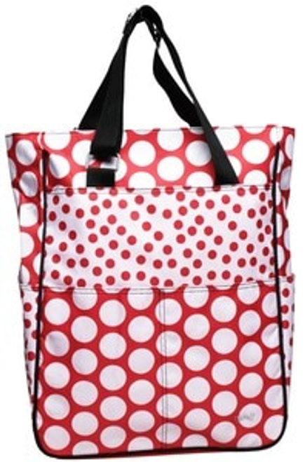 Glove It Ta Dot Tennis Tote Bag