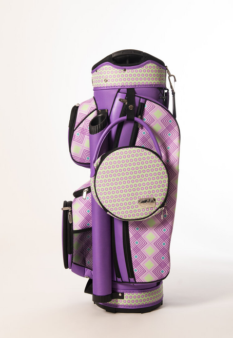 Sassy Caddy Concord Ladies Golf Bag