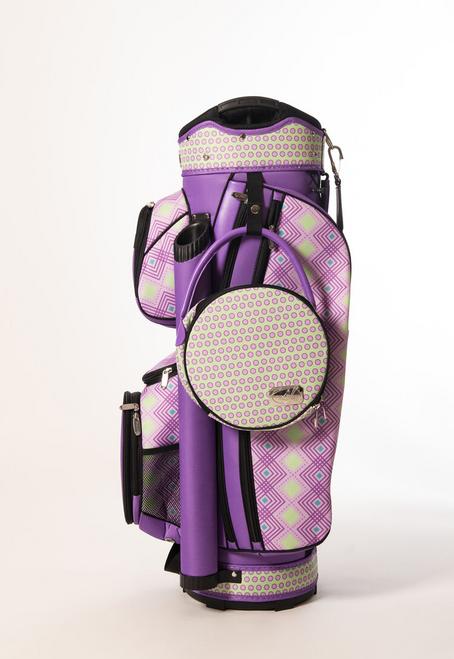 Sassy Caddy Concord Ladies Golf Bag