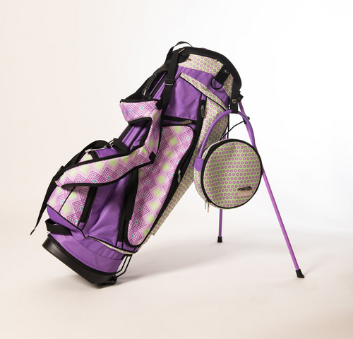 Sassy Caddy Concord Ladies Golf Stand Bag
