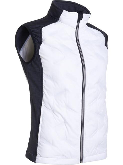 Abacus Sportswear White Dunes Hybrid Vest