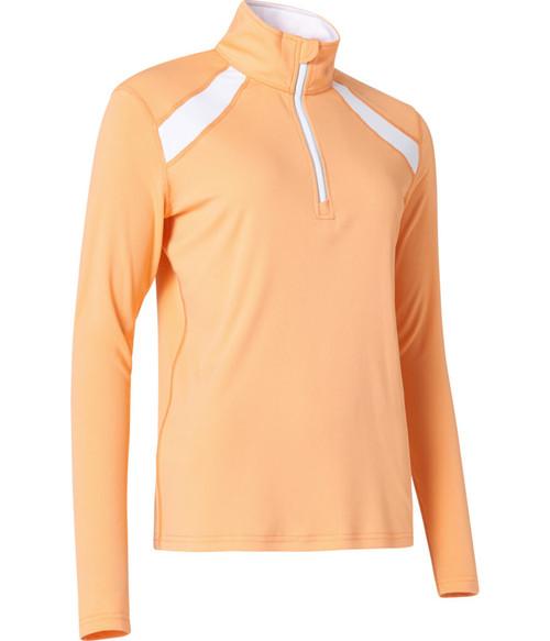 Abacus Sportswear Apricot Yale Longsleeve