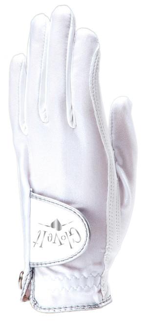 Glove It White Clear Dot Golf Glove