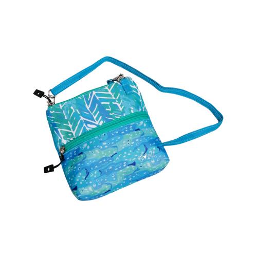 Glove It Mystic Sea Zip Carry All Bag