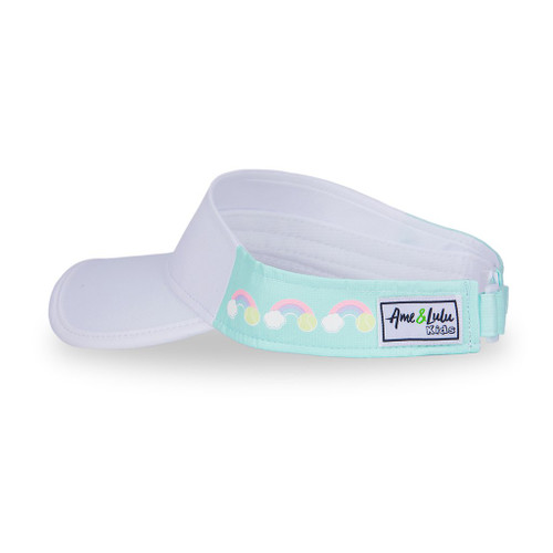 Ame & Lulu Little Love Kid's Visor available in four (4) deisgns