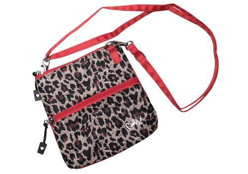 Glove It Leopard Zip Golf Accessory Bag