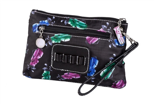 Sydney Love It's in the Bag Cosmetic Wristlet with Tee Holder