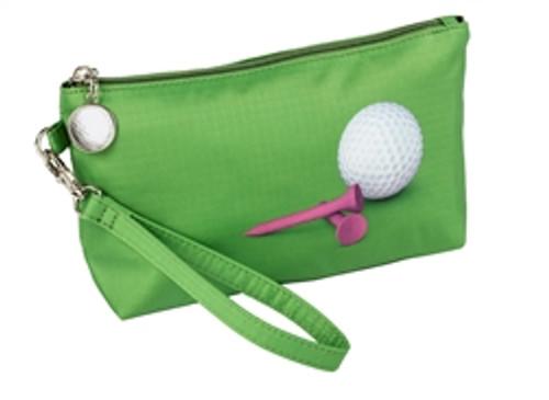 Sydney Love Golf Cosmetic Wristlet/Clutch