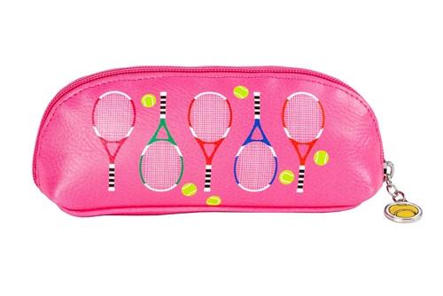 Sydney Love Tennis Pink Mini Cosmetic/Sunglass case