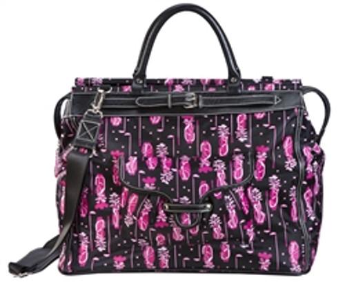 Sydney Love Fuchsia Golf Getaway Bag