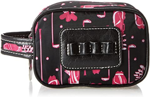 Sydney Love Fuchsia Golf Caddy Bag