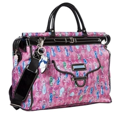 Sydney Love Pink Golf Getaway Bag