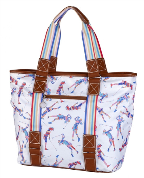 Sydney Love Words with Golf Friends East West Tote