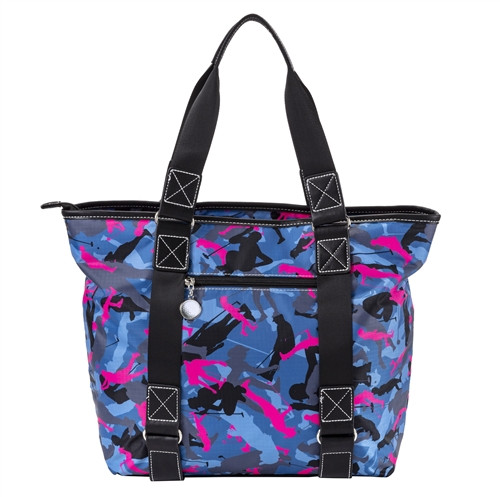 Sydney Love Blue Camo East West Tote