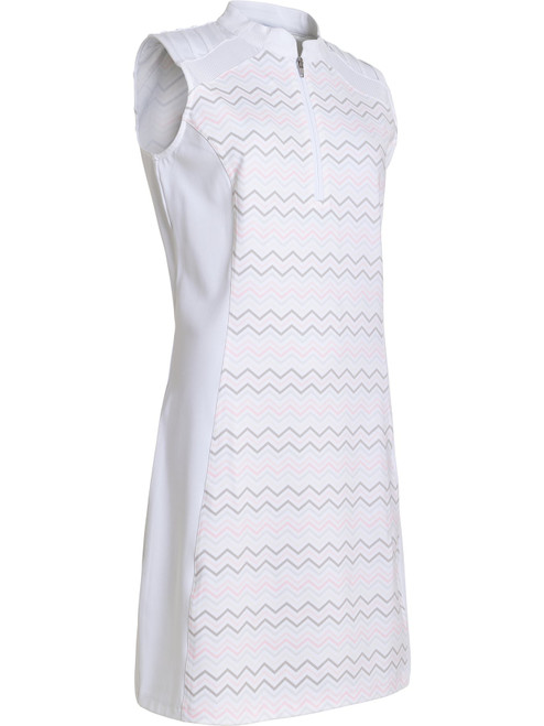 Abacus Sportswear Emy Dress in ZigZag