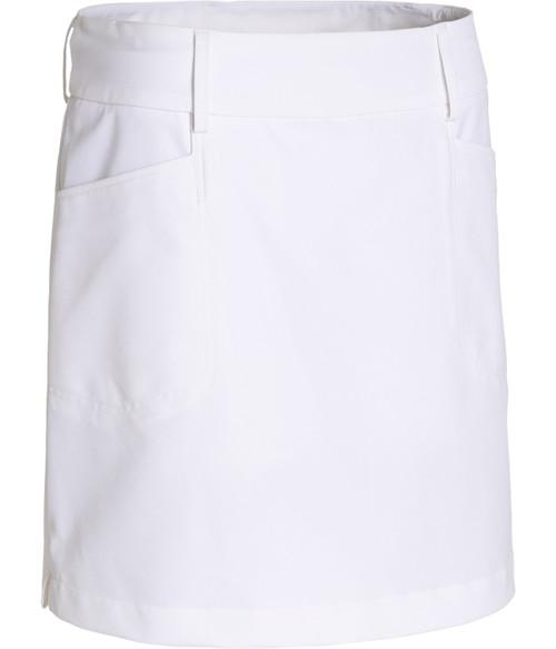 """Abacus Sportswear Women Grace Skort 19"""" - White"""