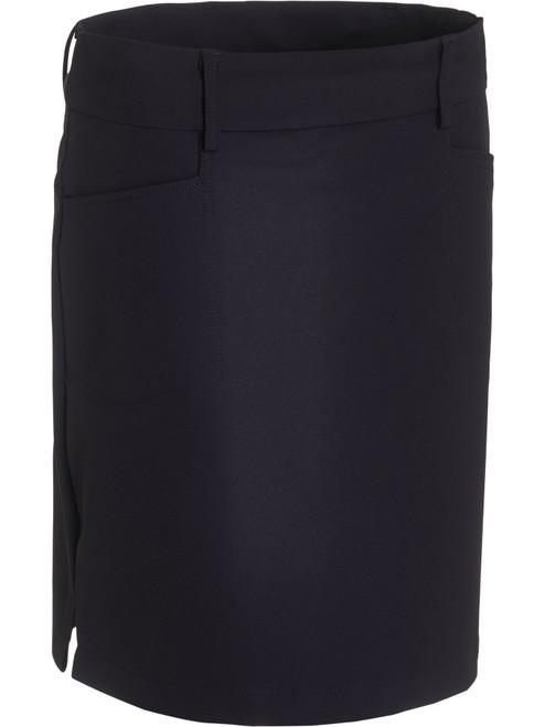 """Abacus Sportswear Grace Skort 19"""" - Black"""