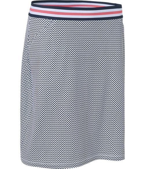 """Abacus Sportswear Women Anne Skort 17"""" - Navy/White"""