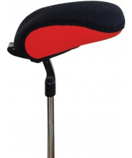 Stealth Red Boot'e Putter Cover