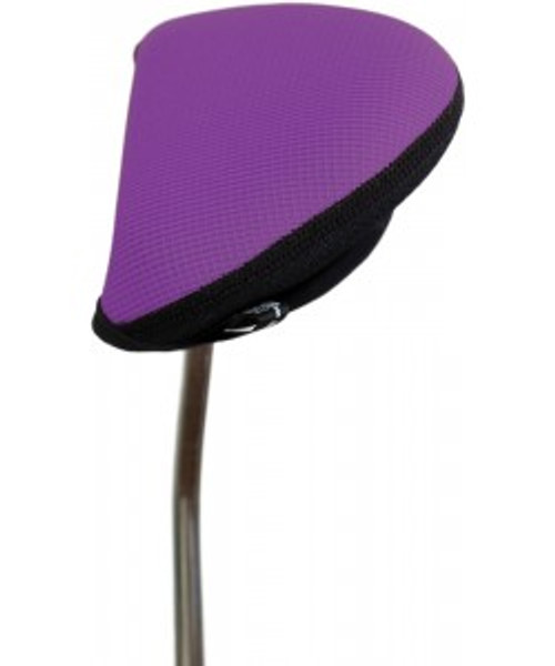Stealth Purple Mallet Putter Cover