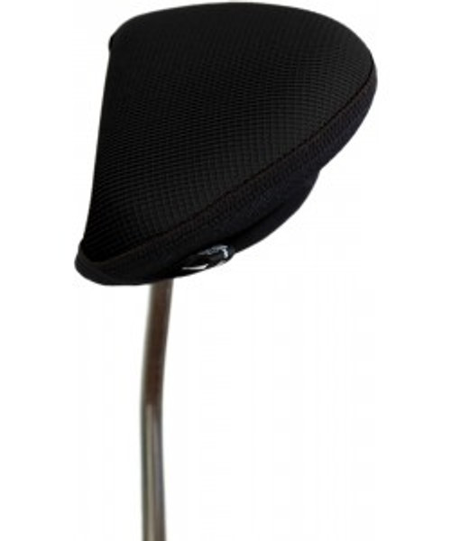 Stealth Black Mallet Putter Cover