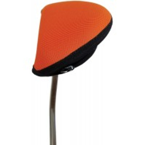 Stealth Flame Orange Mallet Putter Cover