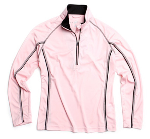 Glen Echo Golf Ladies Half Zip Pullover