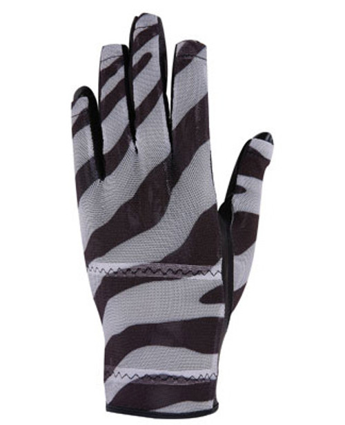 HJ Glove Solaire Zebra Ladies Golf Glove