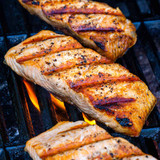 Bristol Bay Grilled Salmon