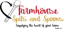 Farmhouse Spits and Spoons