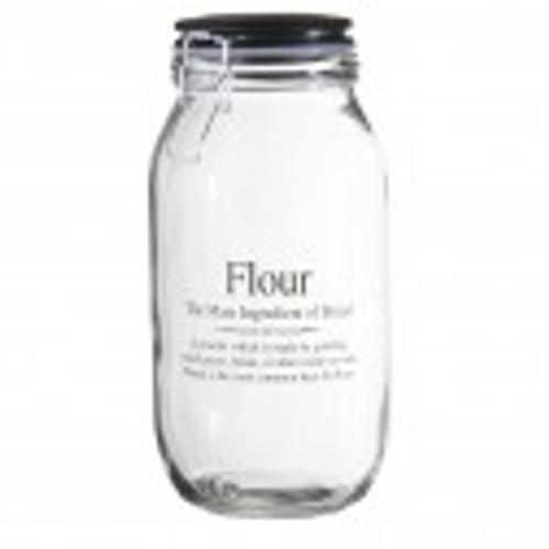Hermetic Preserving Jar - LG Flour