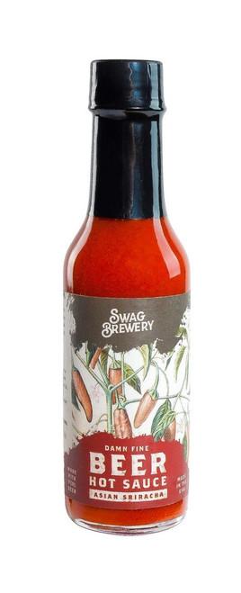 Beer Hot Sauce - Asian Sriracha