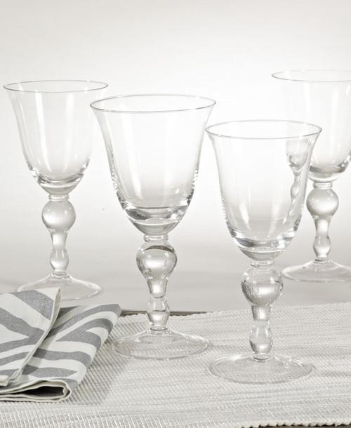 Handblown Wine Glass