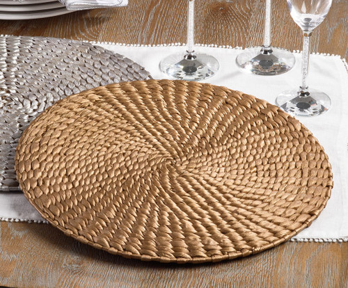 Woven Hyacinth Placemat